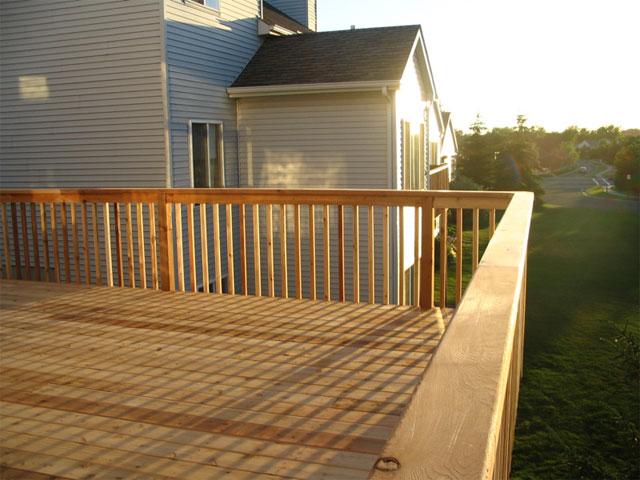 Building Deck Stair Railing With 2x4 Joy Studio Design